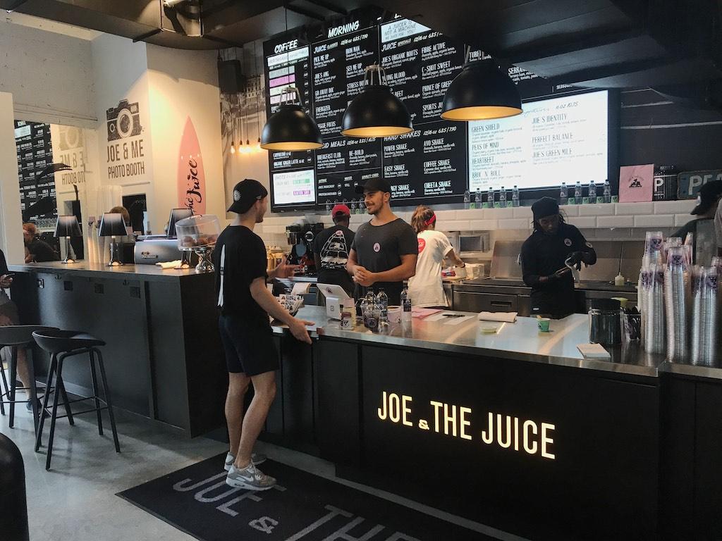 Joe and the Juice Miami Beah