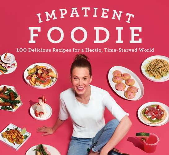 Impatient Foodie Cover