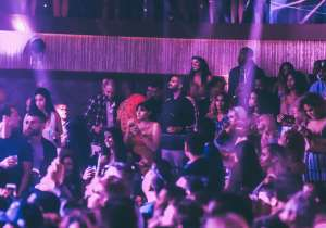 Drake at Jewel Nightclub.
