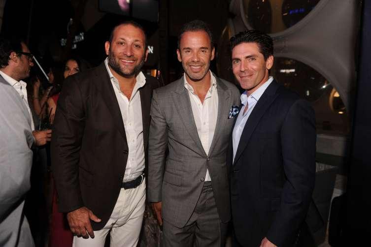 Keith Menin, Jay Parker, & Camilo Miguel