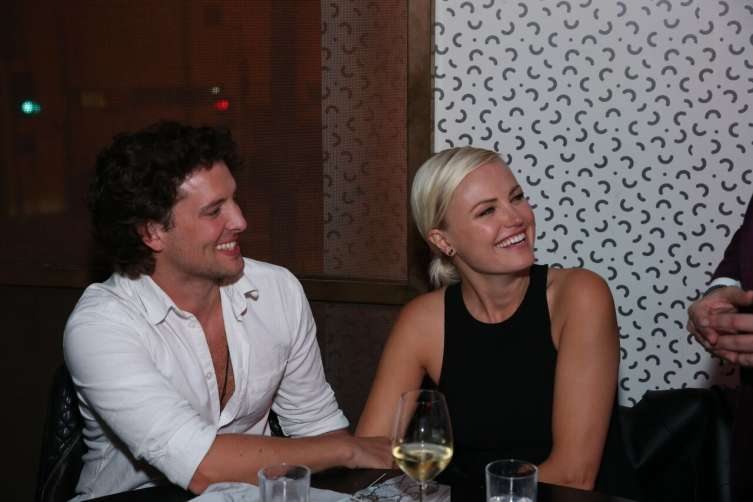 Jack Donnelly & Malin Akerman