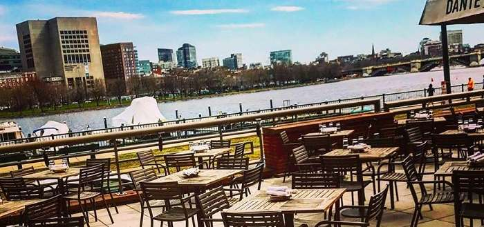 Haute Top 5: Best Waterfront Dining in Boston 2017