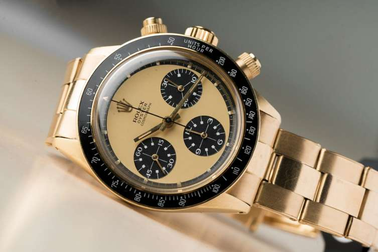 "Rolex Oyster Cosmograph ""The Legend"""