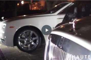 Rolls Royce Haute