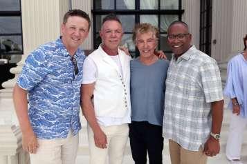 Robert Hill, Shareef & Al Malnik, & Norman Wedderburn