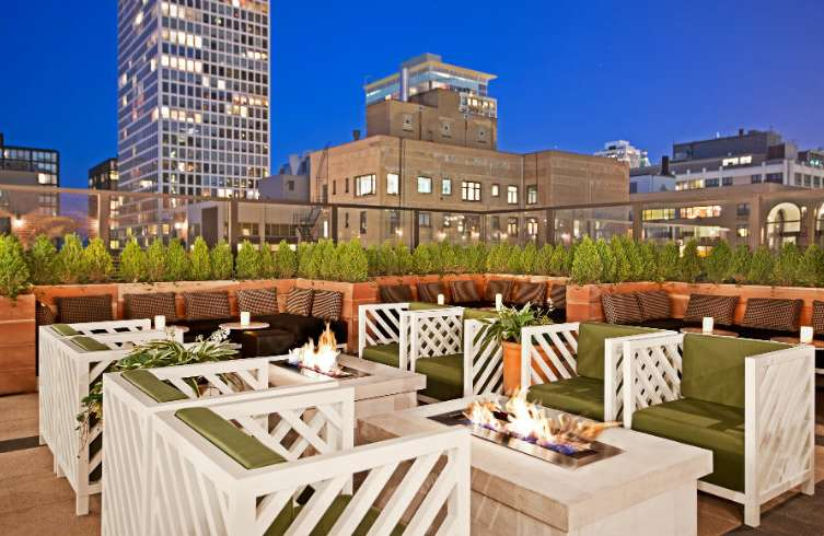 The Best Outdoor Bars in Chicago 2017
