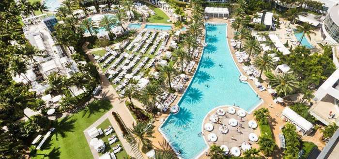 Quick Hits: Fontainebleau x iHeartMedia Bring Miami's Hottest Pool Party