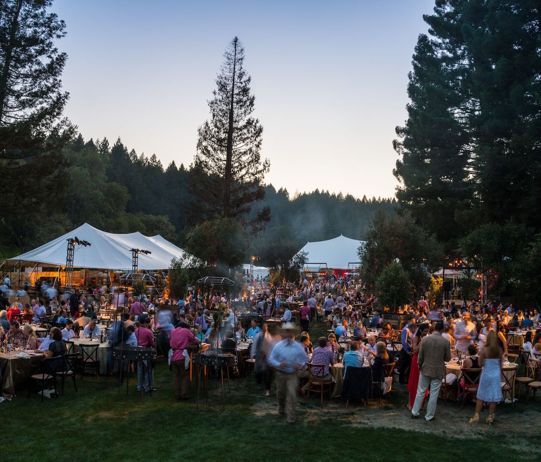 Auction Napa Valley 2016 in full swing at Meadowood Resort