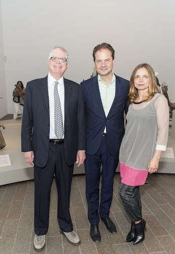 Revelations Donor Reception at the de Young