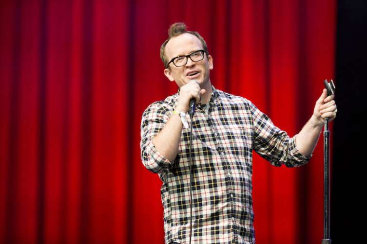 Comedy Central's Colossal Clusterfest - Saturday