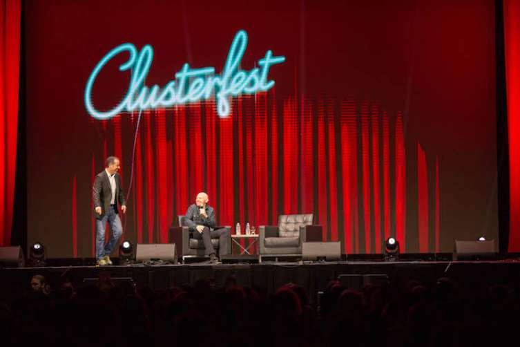 Comedy Central's Colossal Clusterfest - Sunday
