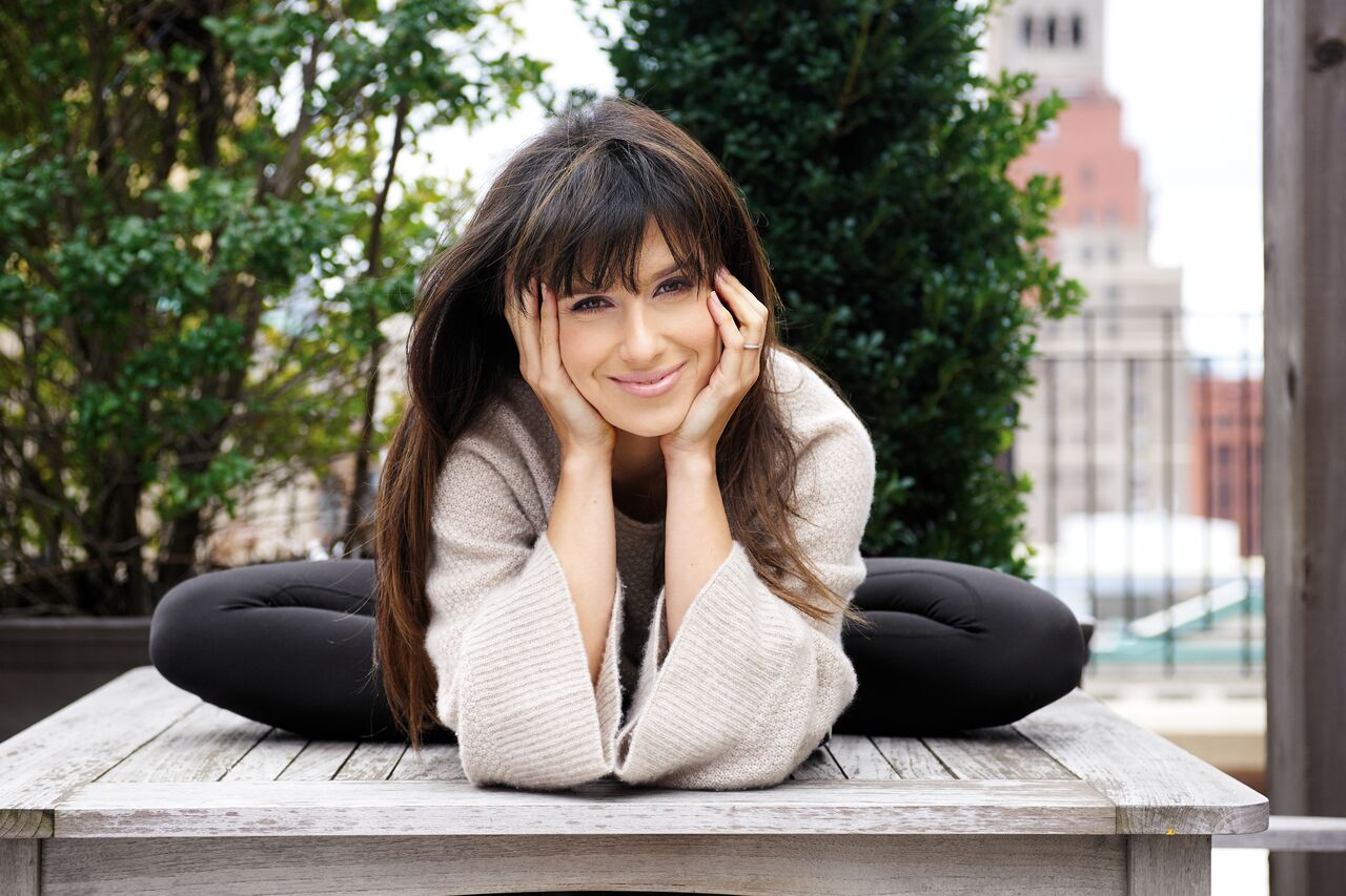 foto Hilaria Baldwin Just Shared Her Go-To Exercise for Better Sex