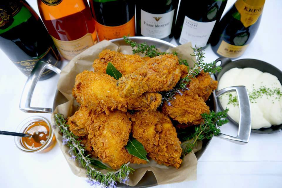 1313 Main's fried chicken