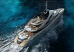 Rossinavi & Pininfarina Join Forces For Aurea Superyacht
