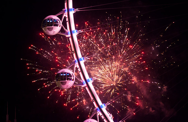 The Best Places To Celebrate July 4th In Las Vegas In 2017