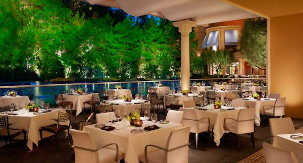 This Elegant Wynn Steakhouse Offers Entrees For Both Carnivores And Vegans With The Added Bonus Of A View Water Show At Lake Dreams