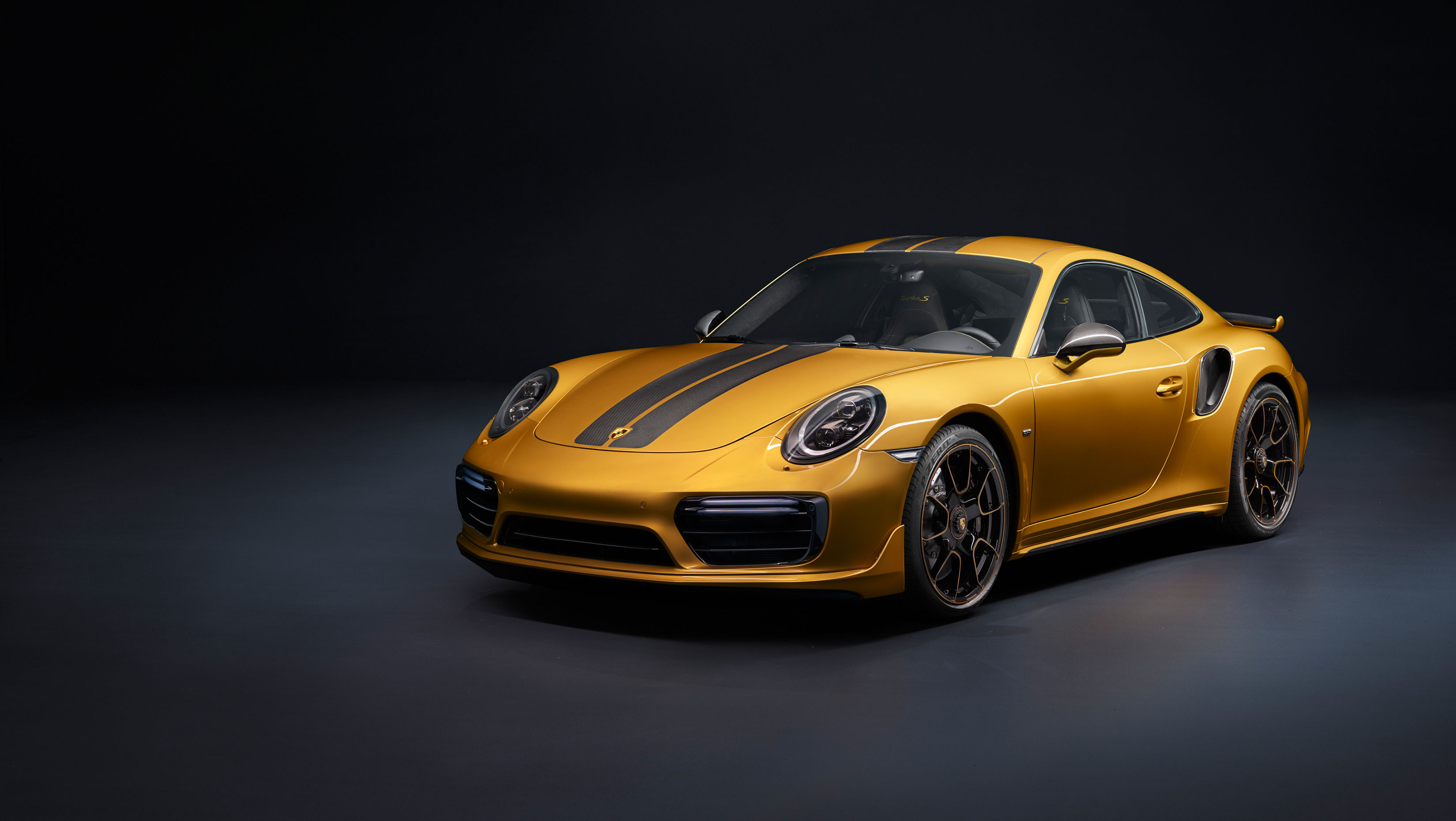To Ensure This The 911 Turbo S Exclusive Series Is Made By Porsche Manufaktur They Create Bespoke As Well Limited Editions For