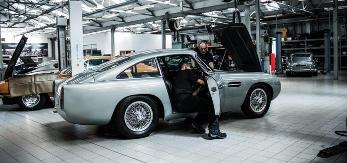 Aston Martin Works: A Look Into Automotive Paradise