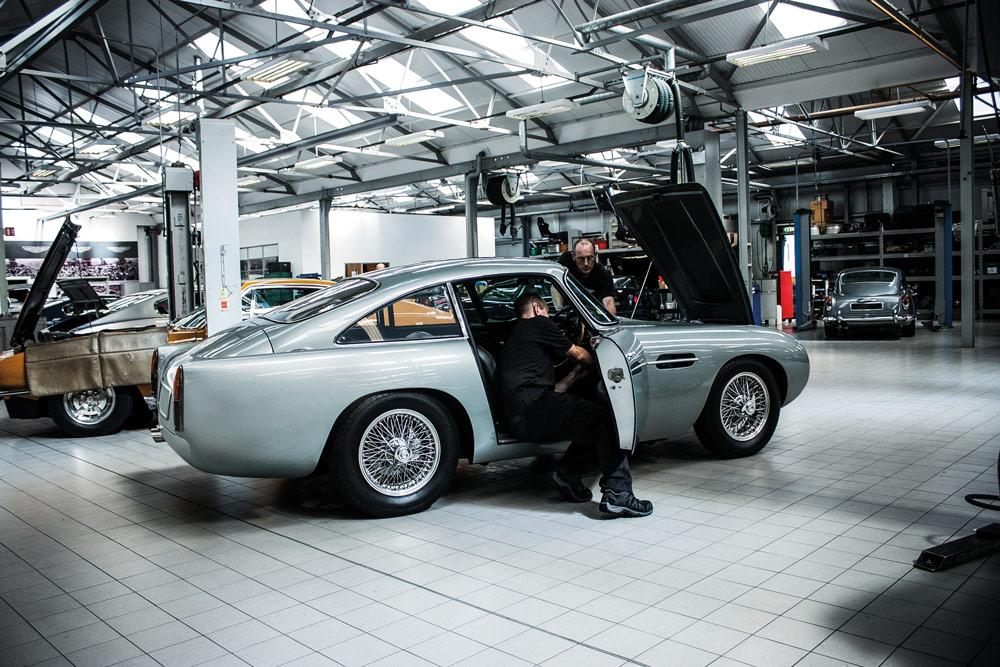 Aston Martin Works A Look Into Automotive Paradise