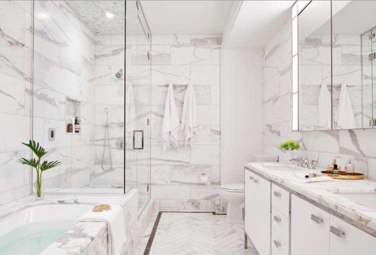 Bathroom barclay