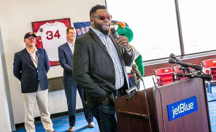 David Ortiz JetBlue