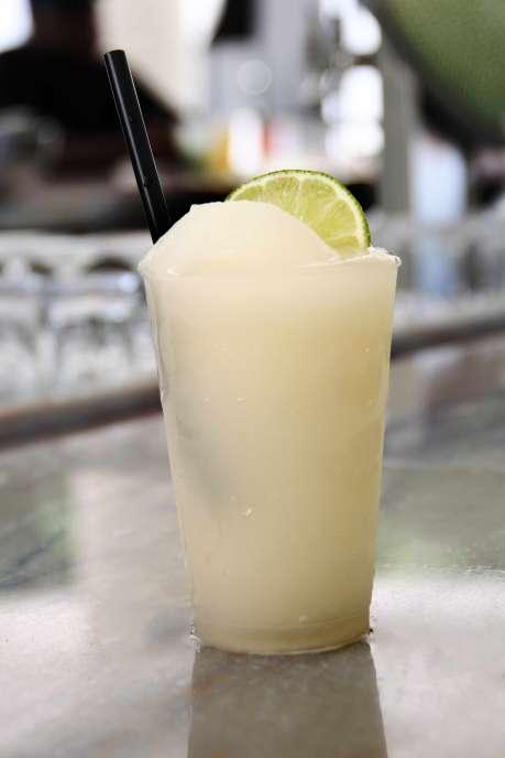 Frozen Mexican Mule Nautilus Cabana Club