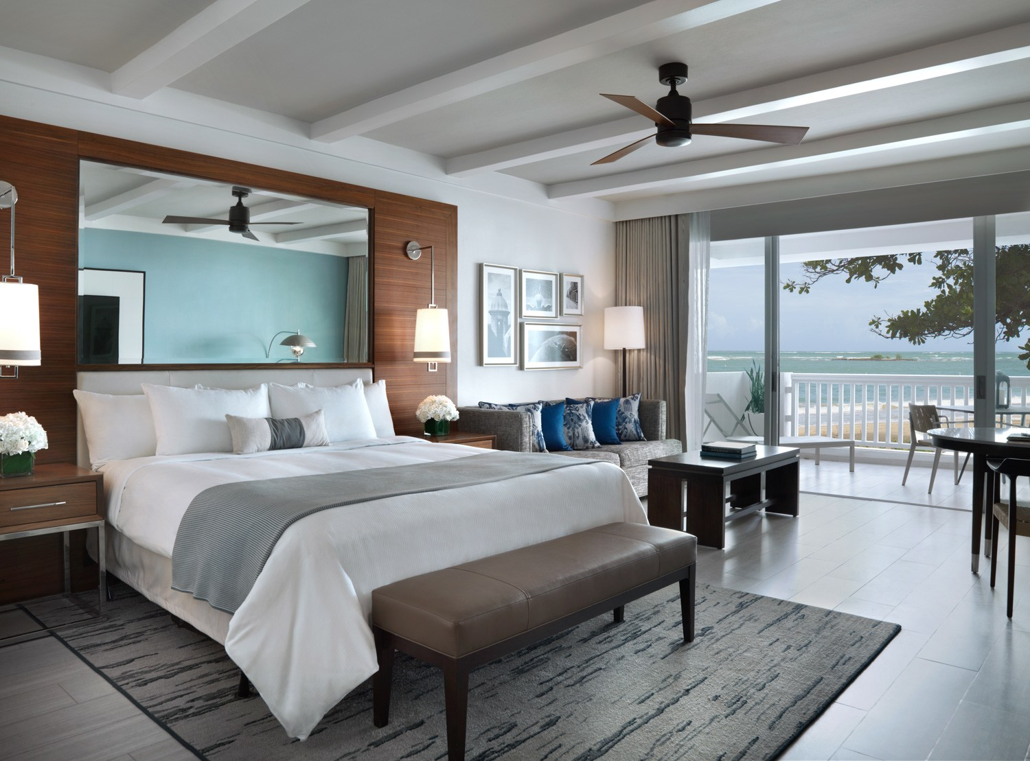 Guest Suite with Ocean View