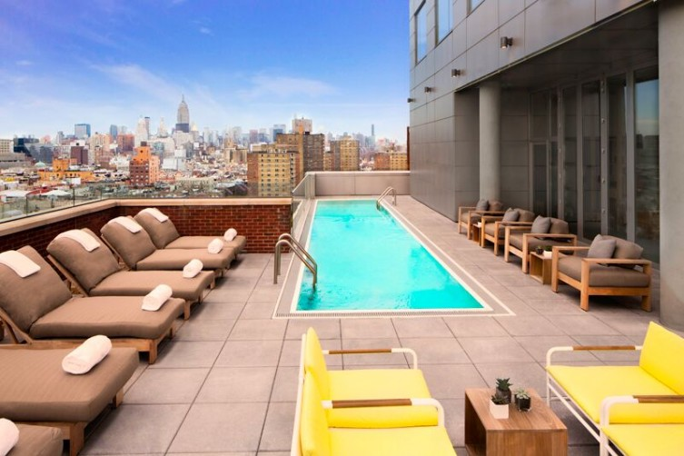 Hotel Indigo - Rooftop Pop Final