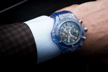 Hublot Big Bang Unico Colored Sapphire