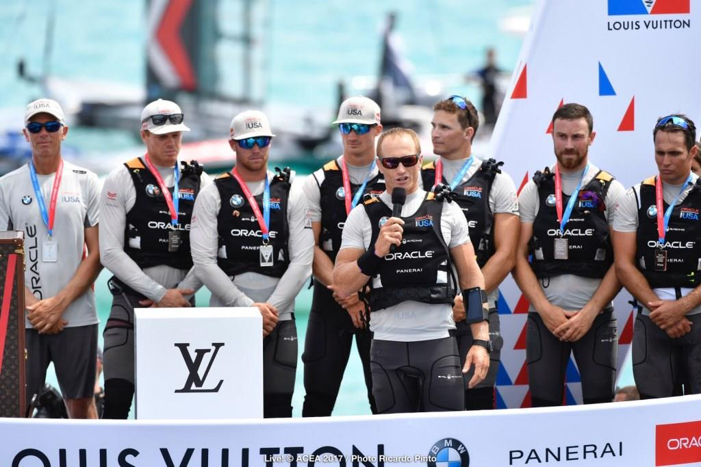 26/06/2017 - Bermuda (BDA) - 35th America's Cup 2017 - 35th America's Cup Match Presented by Louis Vuitton - © ACEA 2017 / Photo Ricardo Pinto