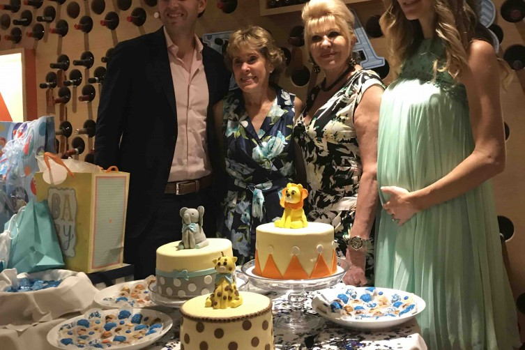Trump Baby Shower