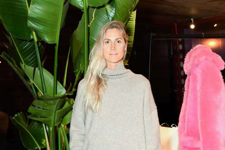 Celine at Maxfield launch 4
