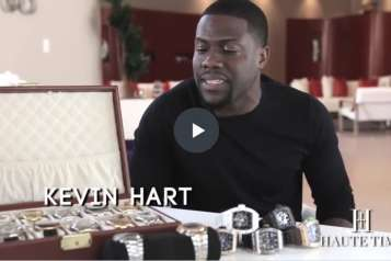 Kevin Hart for Haute
