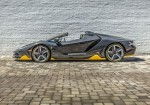 First Lamborghini Centenario Roadster Delivered In The US