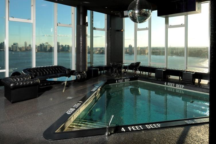 Le Bain Pool