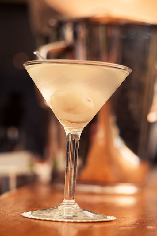 MR CHOW Lychee Martini