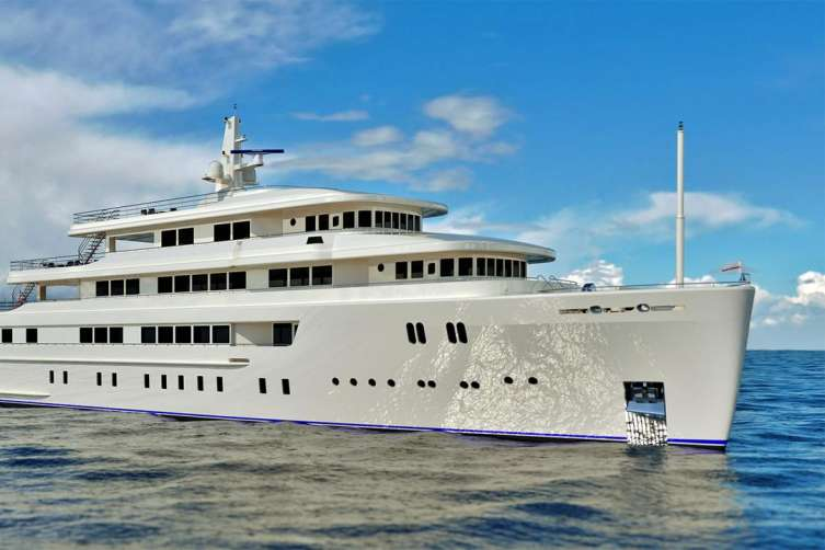 Manta Explorer Yacht 65