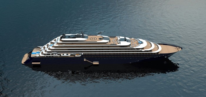 Ritz-Carlton Enters The Market Of Bespoke Cruises