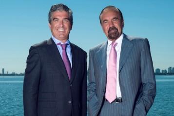 Carlos Rosso and Jorge Perez