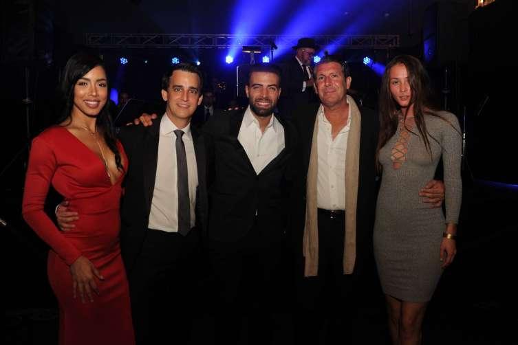Shalimar Rivera, Andro Nodarse-Leon, Jencarlos Canela, Michael Capponi and Tenille Joy