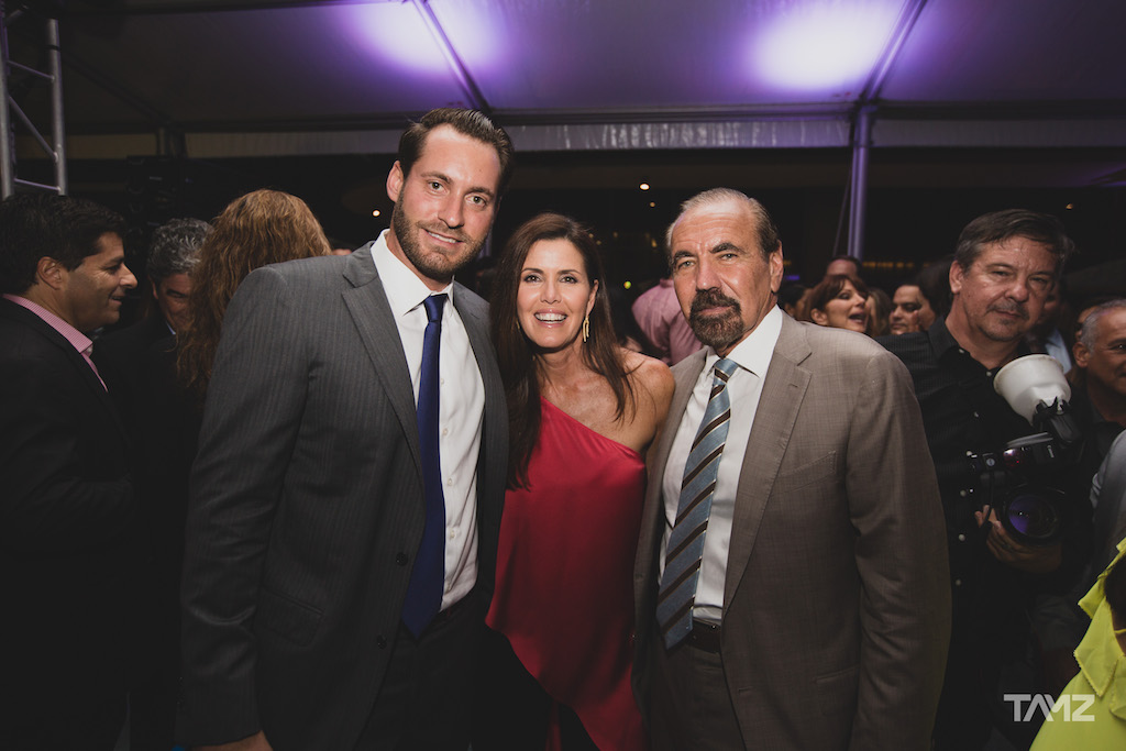 Jon Paul Pérez, Darlene Pérez and Jorge Pérez