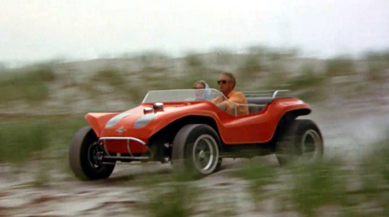 Thomas Crown Affair Dune Buggy