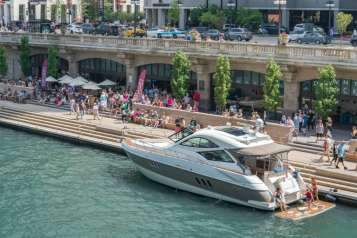 chicago waterfront dining