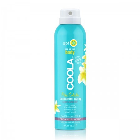 Coola Pinda Colada sunscreen