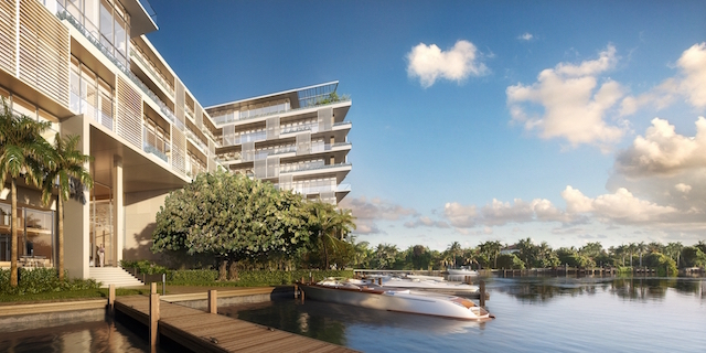 Marina at the Ritz Carlton Residences, Miami Beach