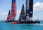 Olivia Hsu Decker Shares the Latest from the 35th America's Cup Match Point