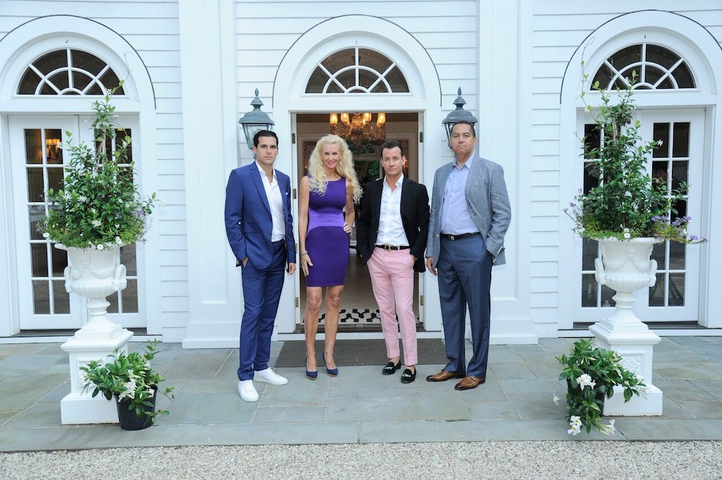 Power Players Top Hamptons Influencers This Summer