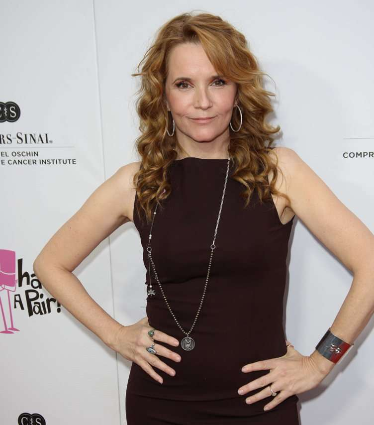 Lea Thompson Back To The Future Dress