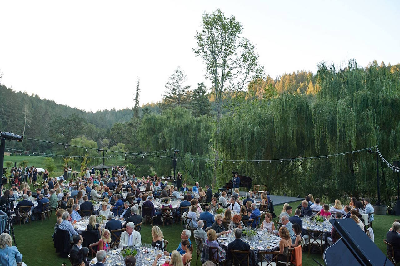 Festival Napa Valley's opening gala