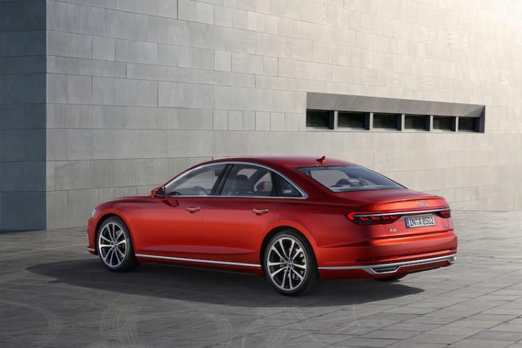 2019-Audi-A8-rear-three-quarter-02